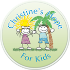 Christine's Hope for Kids Sticky Logo Retina