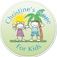 Christine's Hope for Kids Sticky Logo