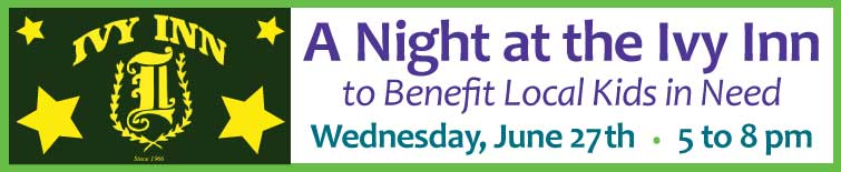 a night at the ivy inn to benefit local kids in need
