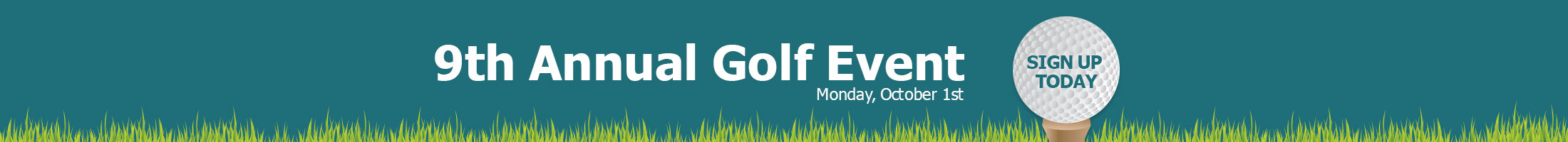 golf event on october 1st